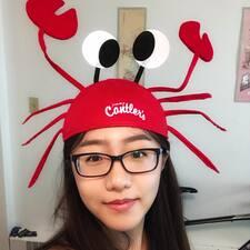 Perfil do usuário de Lijing