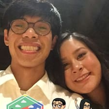 Trang - Uživatelský profil
