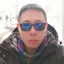 Jerry felhasználói profilja