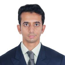Profil korisnika Vikas Kariyappa
