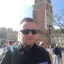 Användarprofil för Michał