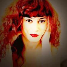 Profil Pengguna Luísa