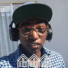 Profil Pengguna Brandon Kwamane