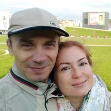 Profil utilisateur de Evgeny & Natalia