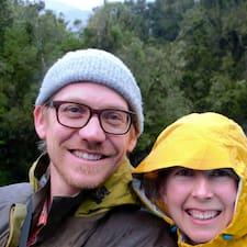 Jeremy & Lesley User Profile