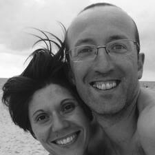 Profil Pengguna Sandrine & Olivier