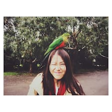 Li Lin (Erin) User Profile