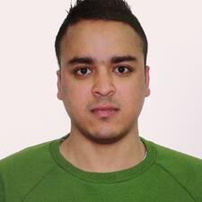 Användarprofil för Oyes Ahmed