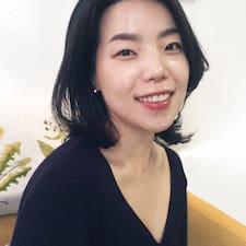 Chee - Uživatelský profil