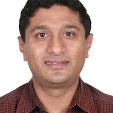 Sharad - Uživatelský profil