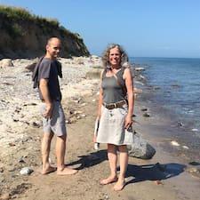 โพรไฟล์ผู้ใช้ Monika + Willem