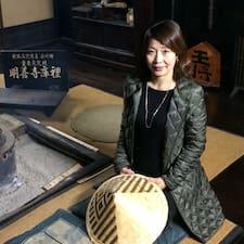 Mariko es SuperAnfitrión.