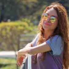 Användarprofil för Mónica Guadalupe