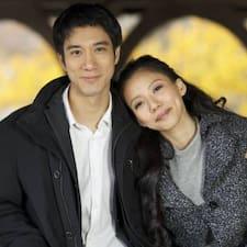 Zhao felhasználói profilja