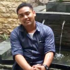 Rizki User Profile