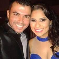 Maria Jocelia felhasználói profilja