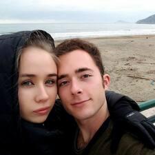 Henkilön Андрей & Катя käyttäjäprofiili