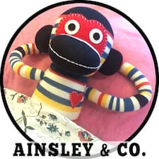 Ainsley&Co User Profile