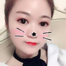 Perfil do utilizador de 钰敏