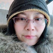 Henkilön 美萍 käyttäjäprofiili