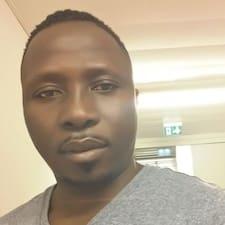 Ibrahima的用戶個人資料