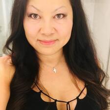 Suzie felhasználói profilja
