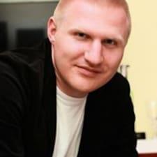 Gebruikersprofiel Grzegorz