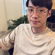 Byeongha的用戶個人資料