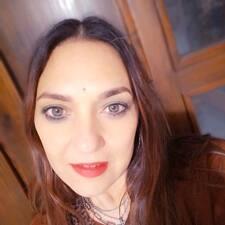 Profilo utente di Sandra