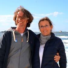 Användarprofil för Susan & Dirk