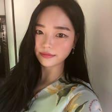 Perfil do utilizador de Gayoung
