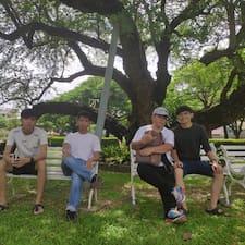 Perfil do usuário de 荣清