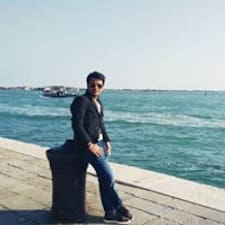 Profil utilisateur de Shashank