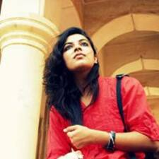 Profil utilisateur de Paridhi