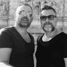 Perfil do utilizador de Didier & Laurent