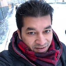 Henkilön Arun Kumar käyttäjäprofiili