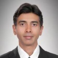 Chandrashekhar felhasználói profilja