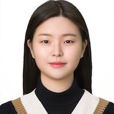 Nutzerprofil von Hyunju