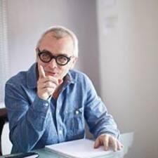 Användarprofil för Gérard