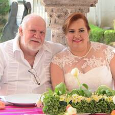Leticia felhasználói profilja
