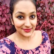 Profil utilisateur de Mohini