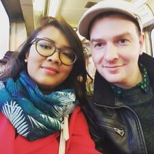 Samiha & Nick User Profile