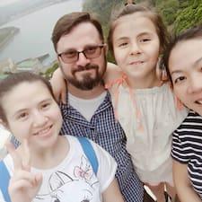 Jenny Chen User Profile