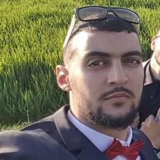 Henkilön Ayoub käyttäjäprofiili