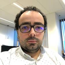 Användarprofil för Jose Ramón