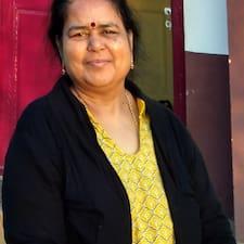Profil korisnika Rajeswari