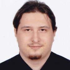 Profil utilisateur de Глуховский