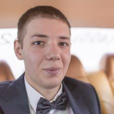 Антон Brukerprofil