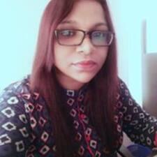 Profil utilisateur de Anija