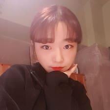Jiyeon felhasználói profilja